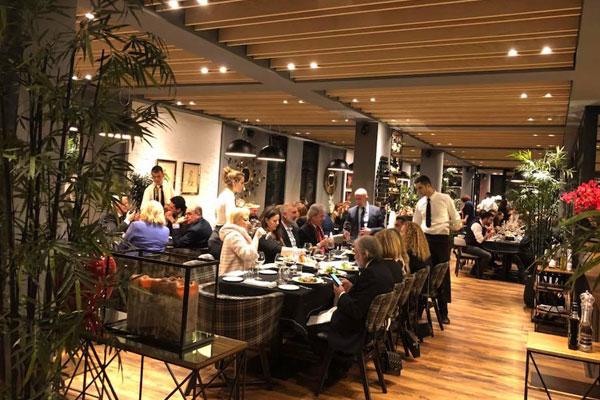 Gambero Gourmet Restaurant Tirana, Gambero Gourmet Tirana, Gourmet Restaurants Tirana, best restaurants Tirana Albania, fine dining Tirana Albania, Italian restaurants Tirana Albania
