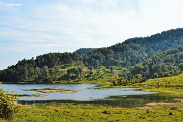 Liqeni i Prushit Vaqarr Tirane