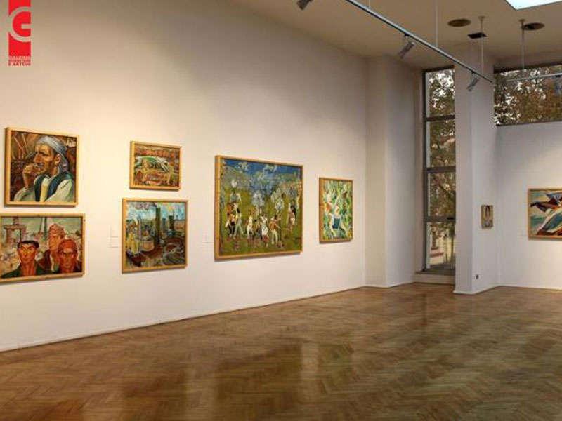 Galeria Kombetare e Arteve Tirane, Galeri Arti Tirane