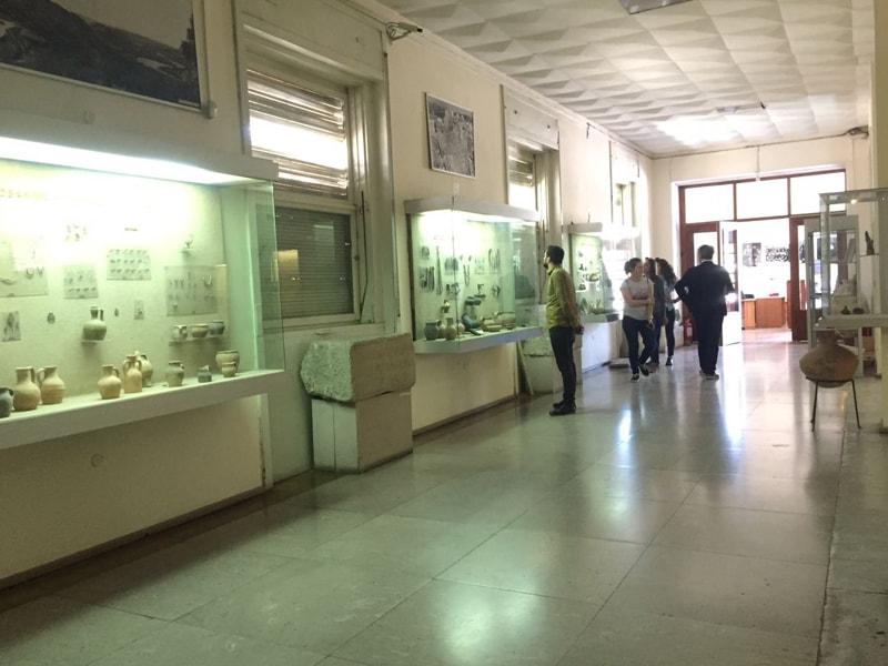 Museo Nazionale  Archeologico Tirana, musei a Tirana