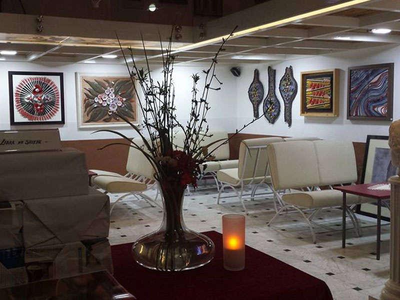 Gallery Erira Tirana, Art Gallery Tirane