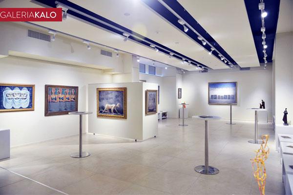 Galeria Kalo ne Tirane, Kalo Gallery Tirana Albania, Art Gallery Tirana, art galleries in Tirana