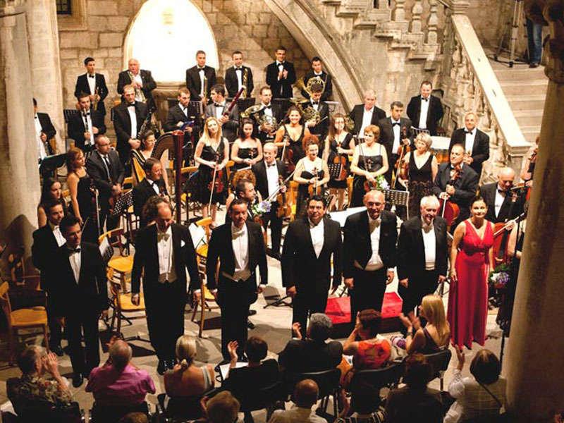 Symphony Orchestra in Tirana