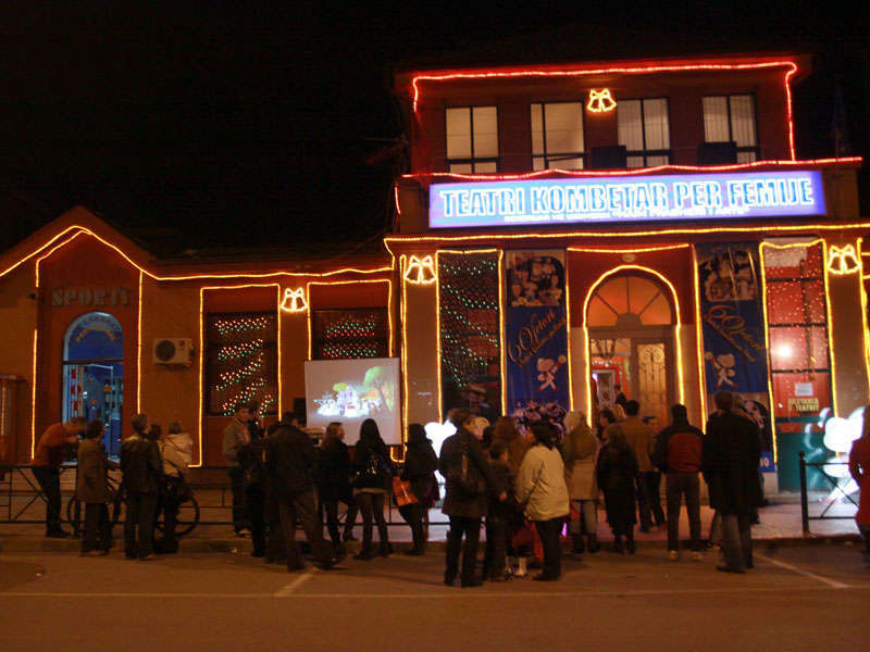 Puppet Theater Tirana