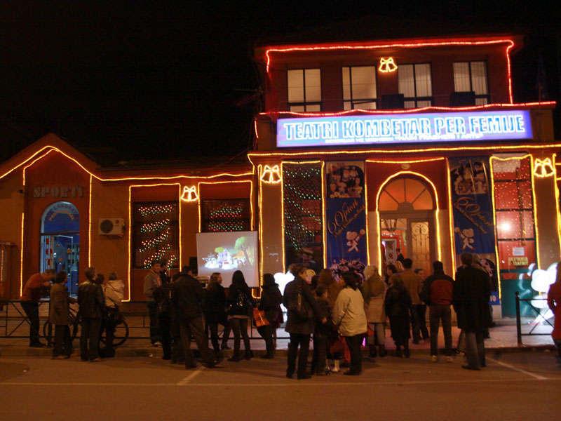 Teatri i Kukullave Tirane