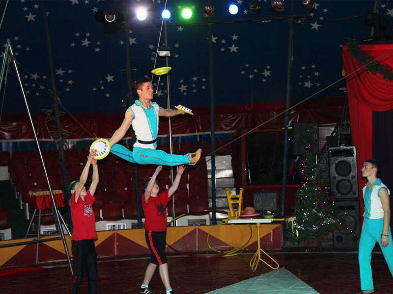 The Tirana Circus