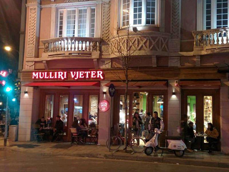 Mulliri i Vjeter a Tirana Albania
