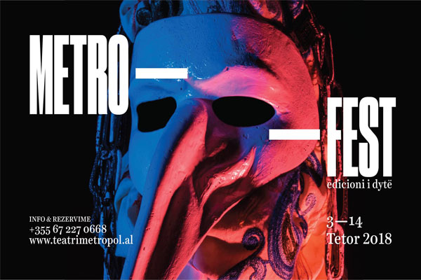 metrofest in tirana, theater in tirana, events in tirana