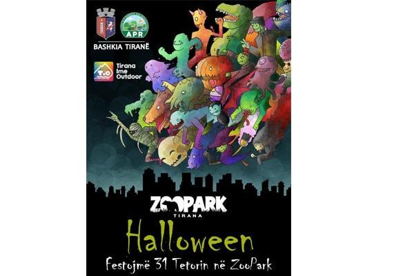 Halloween in Tirana