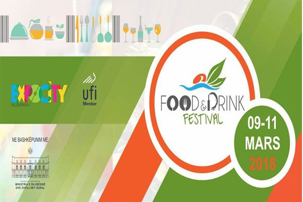 Food Drink Festival in Tirana