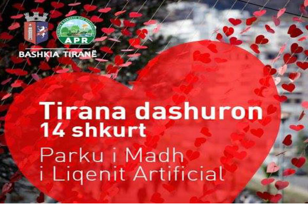 San Valentin Tirana