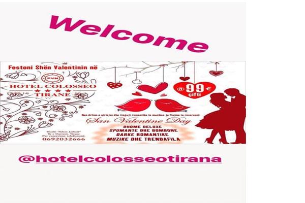 Hotel Colosseo ne Tirana