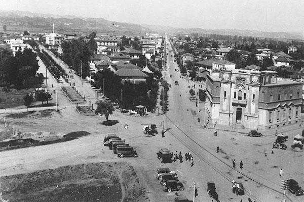 Tirana kryeqyteti i shqiperise