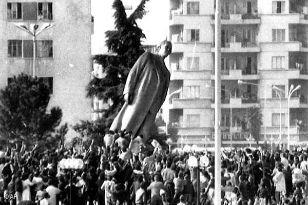 komunizmi ne shqiperi