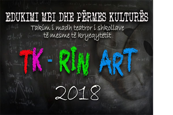 Theater Festivals TK-Rin Art 2018 Tirana