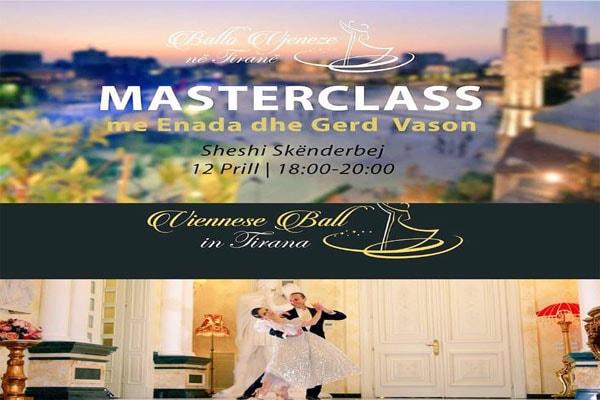 Master Class Tirana