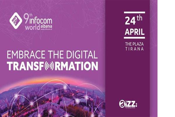 digital communication tirana