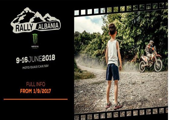 Rally Albania 2018 Tirana