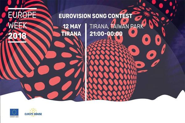 Euro vision Song Contest Tirana