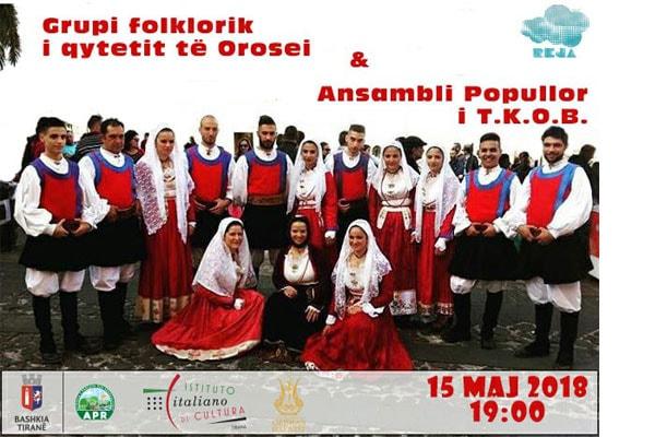 event in Reja Tirana
