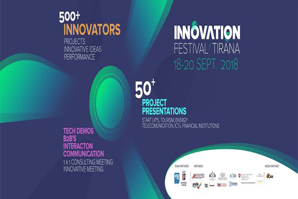 Innovation Festival in Tirana