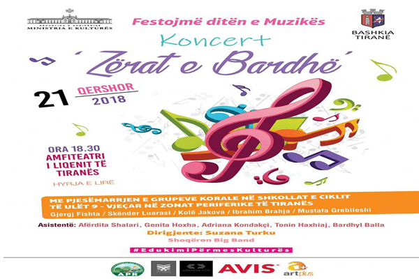 White Voices Concert Tirana