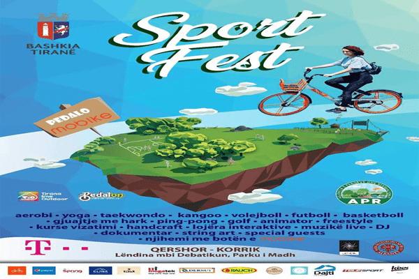 Summer Camp Sport Fest