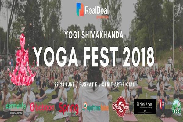 Yoga Fest Tirane