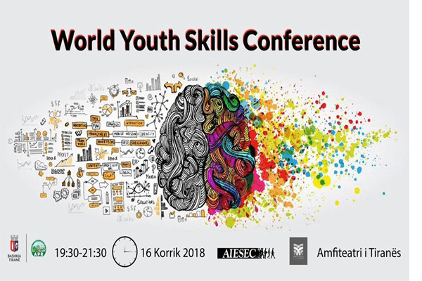 Konferenca World Youth Skills