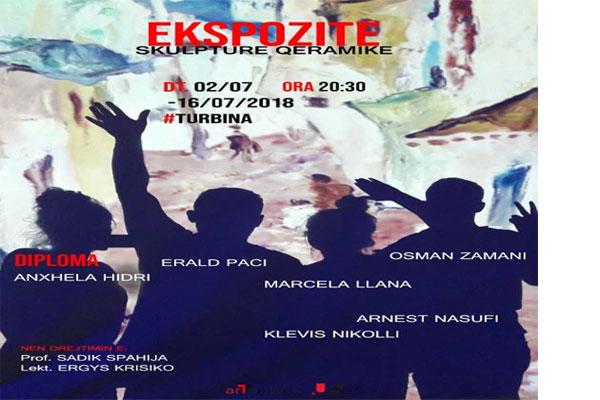 Ekspozitë tek Turbina, ekspozita në Tiranë, evente në Tiranë