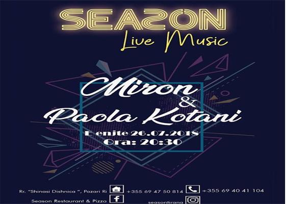 Muzike live Tirane, evente muzikore, aktivitete Tirane