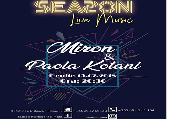 Music live event Tirana, Tirana events, activities Tirana