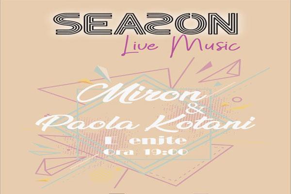 muzike live ne tirane, muzike live tek season restorant, evente ne tirane
