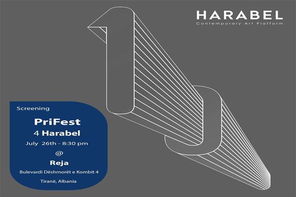 event in Tirana, film festival in Tirana, PriFest in Tirana