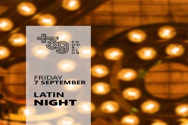 events in tirana, latin night in tirana, music in tirana