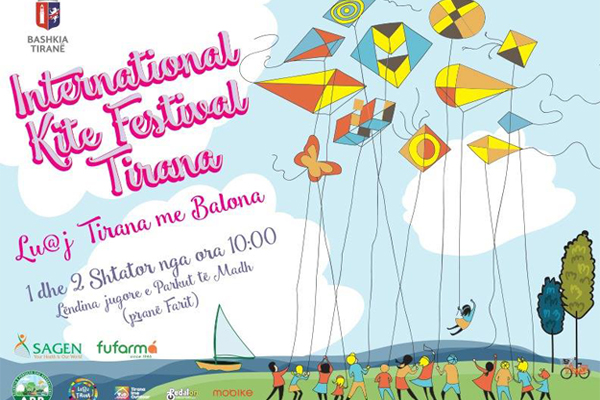 International Kite Festival Tirana, events in Tirana, activities in Tirana