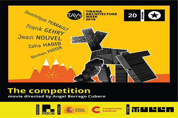 events in tirana, movie in tirana, tirana architecture week