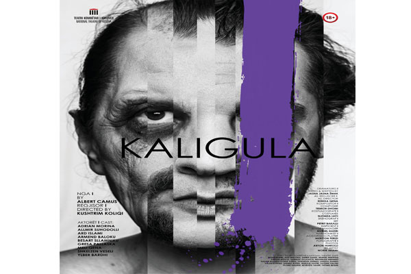 Theatrical performance 'Kaligula', theater in tirana, events in tirana