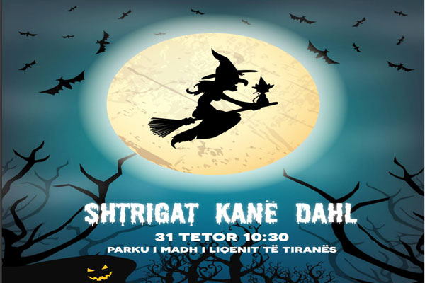 Halloween Party at Lake Park, halloween party in tirana, events in tirana