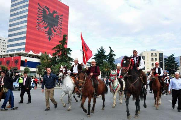 Dita e Pavaresise se Shqiperise , evente ne tirane