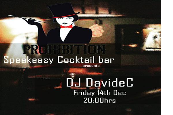 Prohibition bar muzike ne Tirane