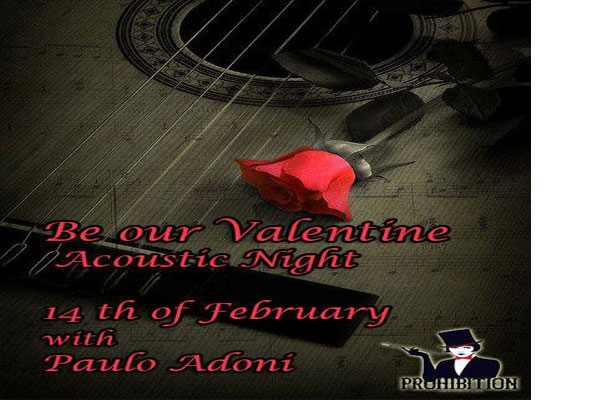 Valentine Day at Prohibition Bar in Tirana Albania