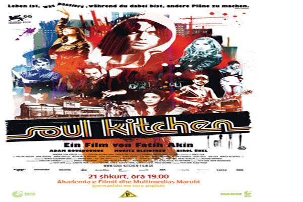 Soul Kitchen Movie in Tirana Albania