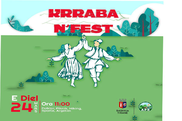Krraba N Fest- let's celebrate the arrival of Spring
