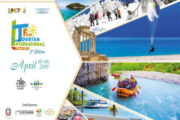 International Tourism Fair Tirana 2019, 3rd Edition