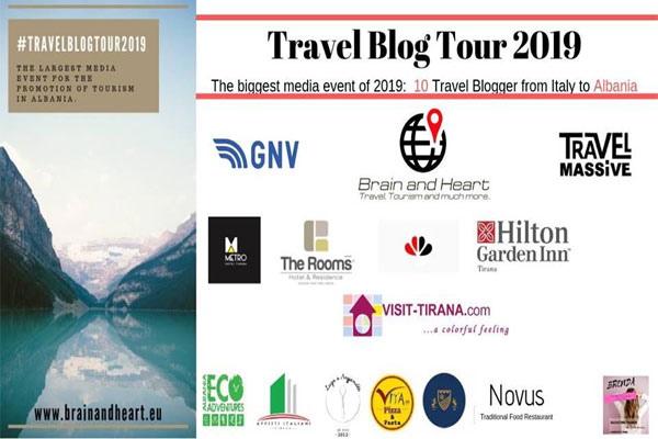 Travel Blog Tour 2019 Tirana Albania