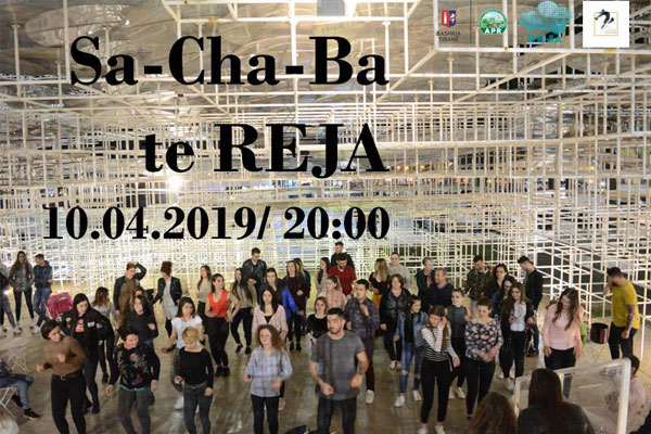 Latin Night at Reja in Tirana