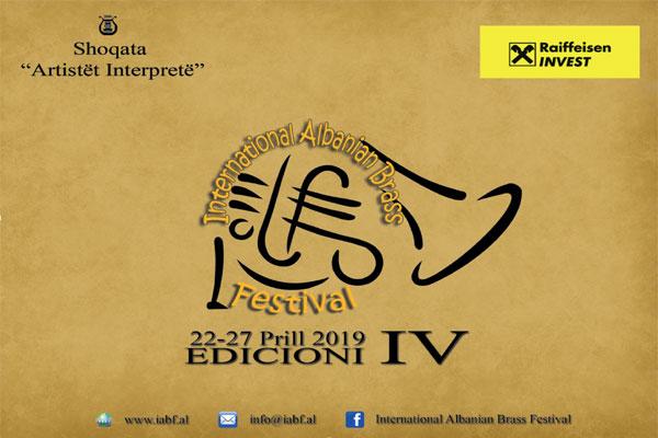 Festivali Ndërkombëtar Shqiptar i instrumenteve të Tunxhit-Edicioni IV