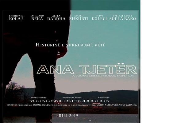 'Ana Tjetër' film me metrazh të shkurtër