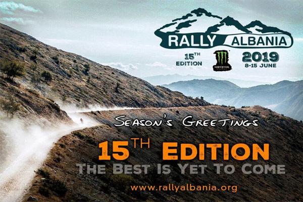Rally Albania- Edicioni i 15-të